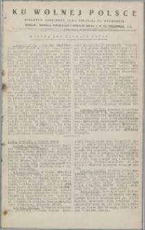 Ku Wolnej Polsce : biuletyn codzienny Armii Polskiej na Wschodzie 1943, nr 181