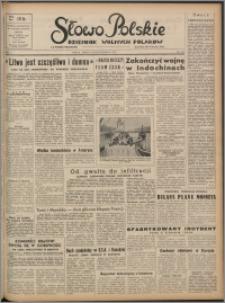 Słowo Polskie : dziennik wolnych Polaków 1952.10.08, R. 1 nr 134