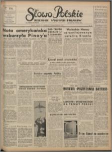 Słowo Polskie : dziennik wolnych Polaków 1952.10.11-12, R. 1 nr 137