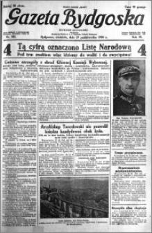 Gazeta Bydgoska 1930.10.19 R.9 nr 243