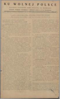 Ku Wolnej Polsce : biuletyn codzienny Armii Polskiej na Wschodzie 1943, nr 209