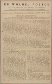 Ku Wolnej Polsce : biuletyn codzienny Armii Polskiej na Wschodzie 1943, nr 262