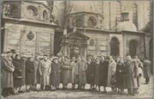 Wycieczka na Wawel