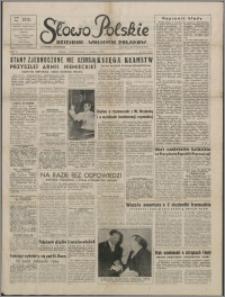 Słowo Polskie : dziennik wolnych Polaków 1953.03.02, R. 2, nr 52 (254)