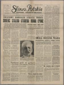 Słowo Polskie : dziennik wolnych Polaków 1953.03.07-08, R. 2, nr 57 (259)