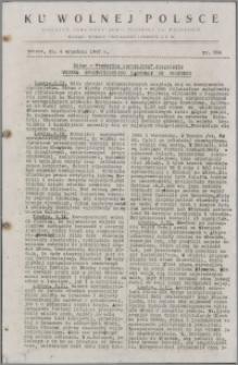 Ku Wolnej Polsce : biuletyn codzienny Armii Polskiej na Wschodzie 1943, nr 354