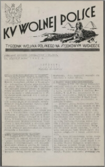 Ku Wolnej Polsce : codzienny biuletyn informacyjny : Depesze 1942.03.06, nr 29-B