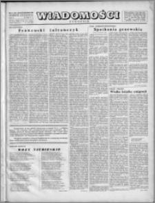 Wiadomości, R. 1, nr 30 (30), 1946