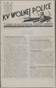 Ku Wolnej Polsce : codzienny biuletyn informacyjny : Depesze 1942.03.16, nr 37-B