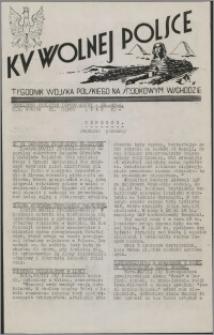 Ku Wolnej Polsce : codzienny biuletyn informacyjny : Depesze 1942.03.21, nr 42-A