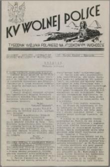 Ku Wolnej Polsce : codzienny biuletyn informacyjny : Depesze 1942.04.03, nr 54-A