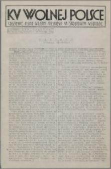 Ku Wolnej Polsce : biuletyn informacyjny : Depesze 1942.04.16, nr 65-B