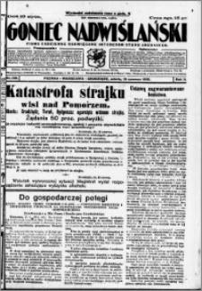 Goniec Nadwiślański 1926.06.19, R. 2 nr 138