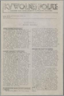 Ku Wolnej Polsce : codzienne pismo Wojska Polskiego na Środkowym Wschodzie : Depesze 1942.04.15, nr P-60 B