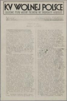 Ku Wolnej Polsce : codzienne pismo Wojska Polskiego na Środkowym Wschodzie : Depesze 1942.05.13, nr P-84/A