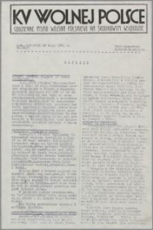 Ku Wolnej Polsce : codzienne pismo Wojska Polskiego na Środkowym Wschodzie : Depesze 1942.05.28, nr P-97
