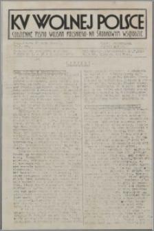 Ku Wolnej Polsce : codzienne pismo Wojska Polskiego na Środkowym Wschodzie : Depesze 1942.05.30, nr P-99
