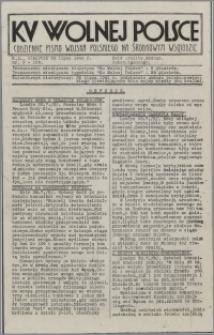 Ku Wolnej Polsce : codzienne pismo Wojska Polskiego na Środkowym Wschodzie : Depesze 1942.07.30, nr P-150