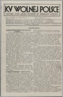 Ku Wolnej Polsce : codzienne pismo Wojska Polskiego na Środkowym Wschodzie : Depesze 1942.07.31, nr P-151