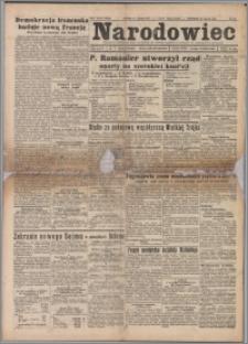 Narodowiec 1947.01.24, R. 39 nr 19