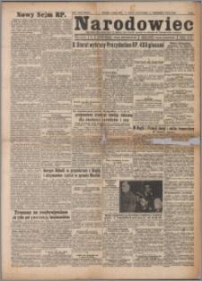 Narodowiec 1947.02.07, R. 39 nr 31
