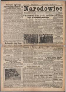 Narodowiec 1947.02.09/10, R. 39 nr 33