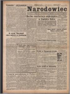 Narodowiec 1947.03.30/31, R. 39 nr 75