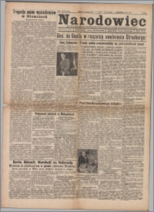 Narodowiec 1947.04.09, R. 39 nr 83