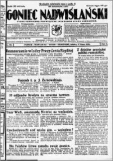 Goniec Nadwiślański 1926.07.17, R. 2 nr 161