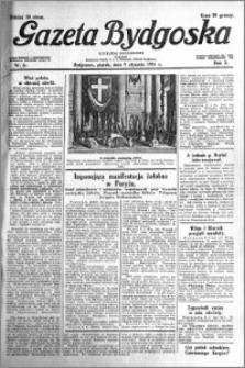 Gazeta Bydgoska 1931.01.09 R.10 nr 6