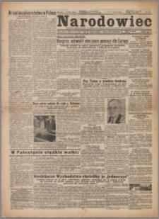 Narodowiec 1948.06.06-07, R. 40 nr 134