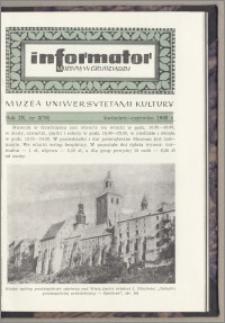 Informator Muzeum w Grudziądzu kwiecień-czerwiec 1968, Rok IX nr 2 (76)