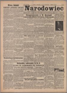 Narodowiec 1947.08.02, R. 39 nr 181