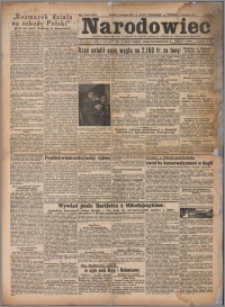 Narodowiec 1947.11.07, R. 39 nr 263
