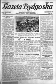 Gazeta Bydgoska 1931.01.29 R.10 nr 23