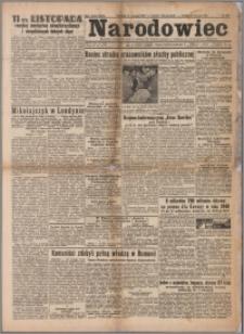 Narodowiec 1947.11.11, R. 39 nr 266