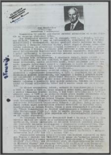 Jan Minkiewicz [biografia]