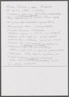 Helena Podrez [notka biograficzna]