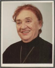 Fotografia Jadwigi Palarz-Zbiegieniowej w starszym wieku