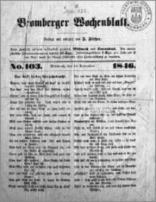 Bromberger Wochenblatt 1846.12.30 nr 103