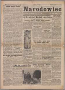 Narodowiec 1951.07.22-23, R. 43, nr 172