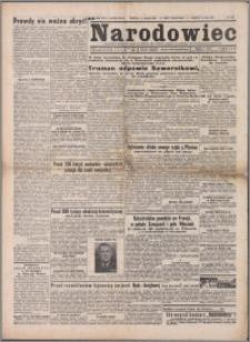 Narodowiec 1951.08.11, R. 43, nr 189