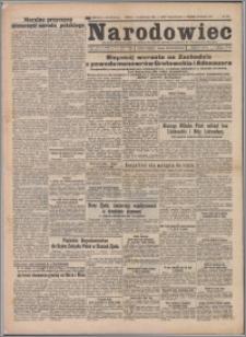 Narodowiec 1951.10.13, R. 43, nr 242