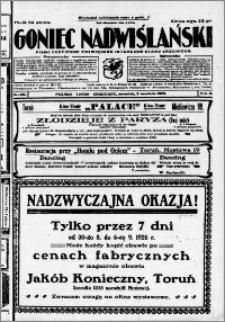 Goniec Nadwiślański 1926.09.02, R. 2 nr 201