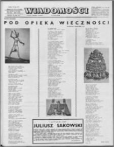 Wiadomości, R. 32 nr 21 (1626), 1977