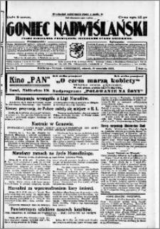 Goniec Nadwiślański 1926.09.14, R. 2 nr 211