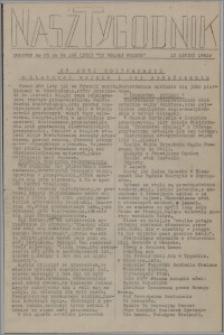 Nasz Tygodnik : dodatek nr 23 do nr 166 (272) Ku Wolnej Polsce 1941
