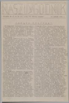 Nasz Tygodnik : dodatek nr 25 do nr 172 (278) Ku Wolnej Polsce 1941