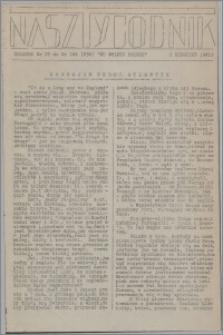 Nasz Tygodnik : dodatek nr 29 do nr 184 (290) Ku Wolnej Polsce 1941