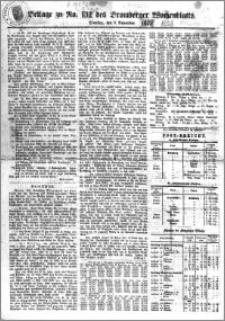 Bromberger Wochenblatt 1858.11.09 nr 132
